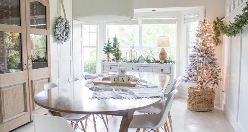 Fine Neutral Christmas Decor Ideas House Mix Home Interior And Landscaping Ferensignezvosmurscom