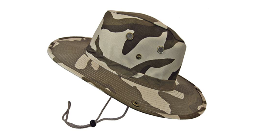 7 year old gift and toy ideas - safari outback hat