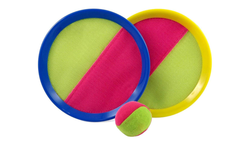 7 year old gift and toy ideas - velcro catch