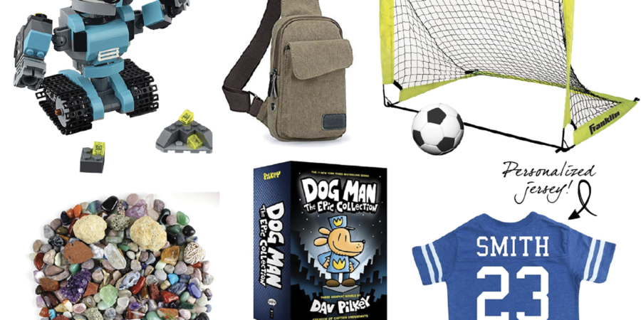 Toys for boys - 7 year old boy gift ideas