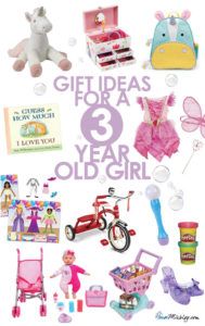Toddler toys - Present or gift ideas for a 3 year old girl2