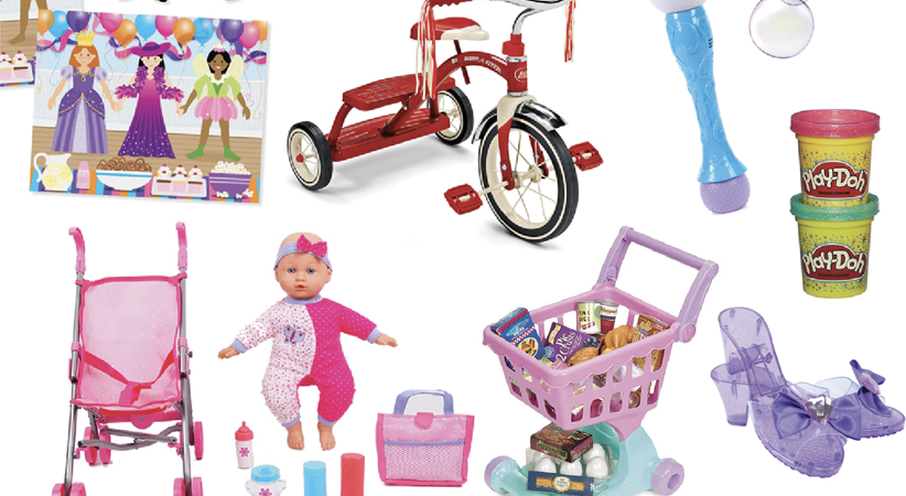 A Half I Thought It Would Be Good Time Before To Round Up Her Favorite Toys Everything Except The Tricycle Is Gift Ideas For 3 Year Old House Mix