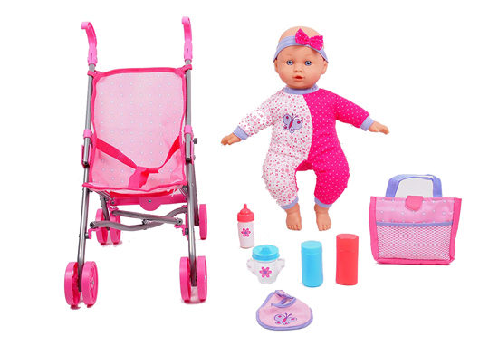 toddler toy gift present ideas - baby doll and accessories