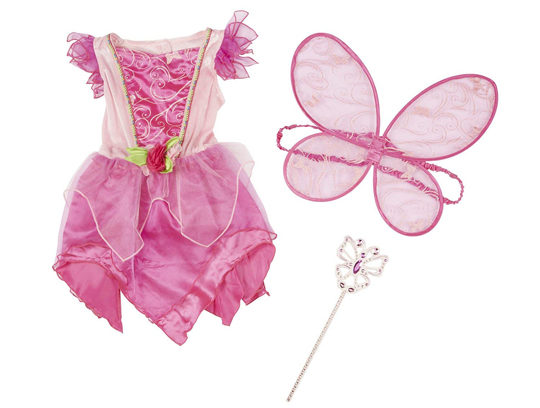 toddler toy gift present ideas - fairy princess costume