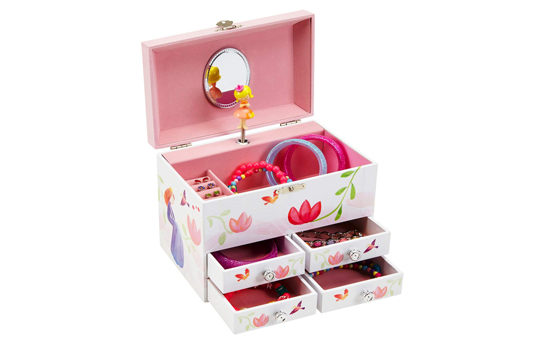 toddler toy gift present ideas - jewelry box