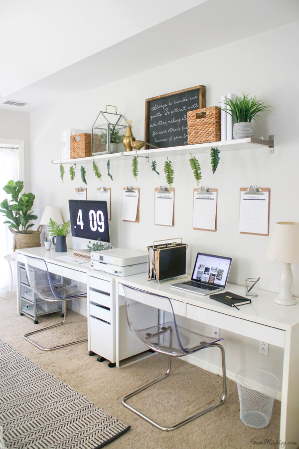 home office design - small home office