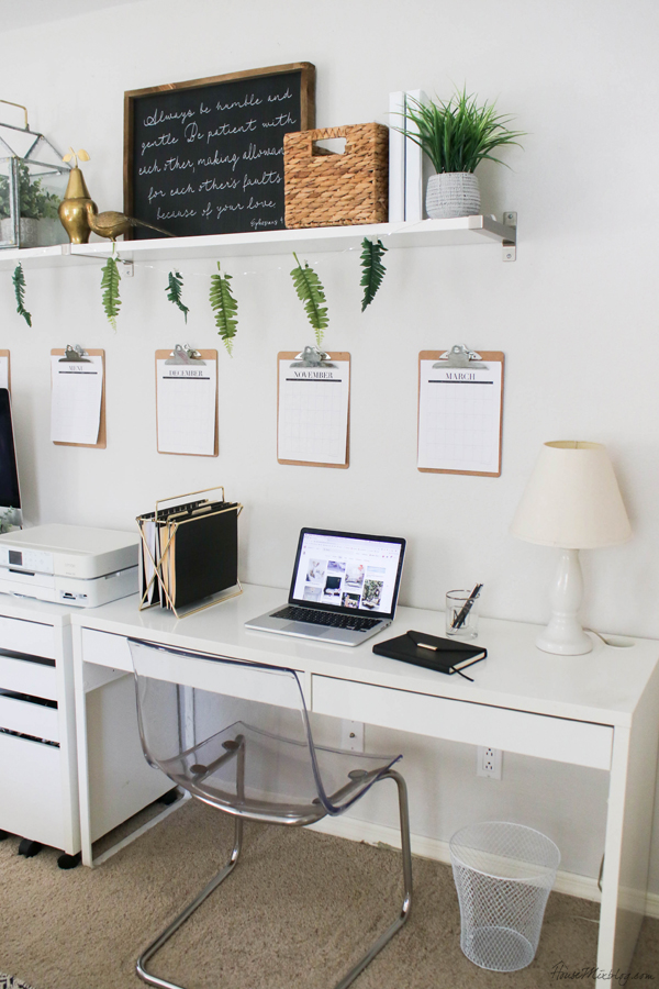 home office organization ideas and inspiration