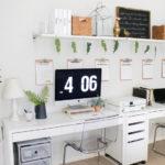Office organization ideas and minimalist checklist