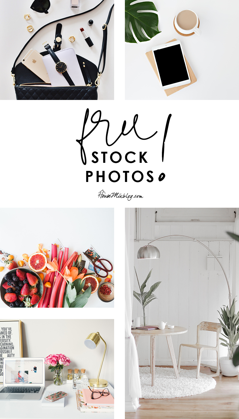 A whole list of free stock photo sites with stunning images for your blog