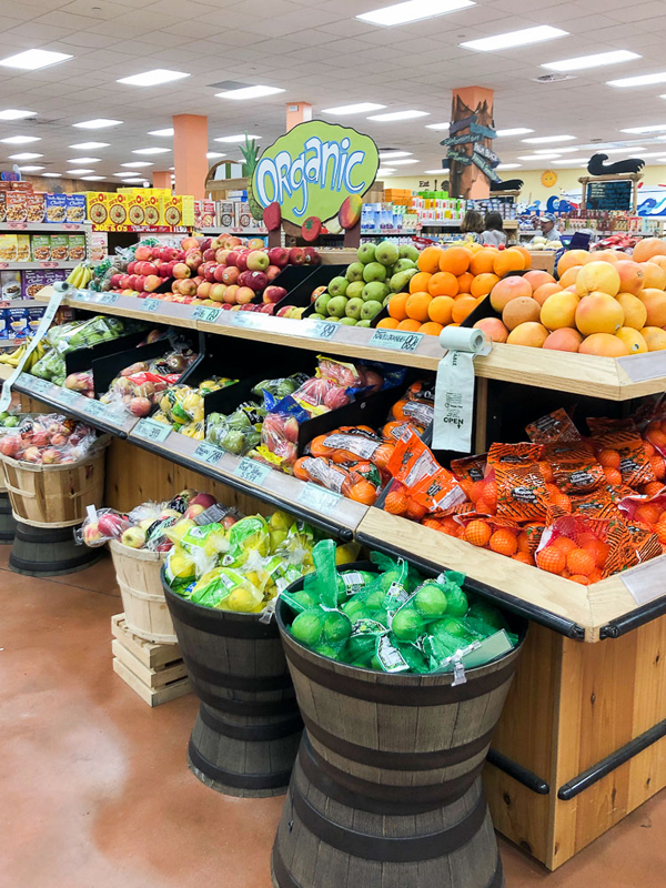 Why I switched to organic food