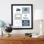 Large Lord's Prayer posters for kids
