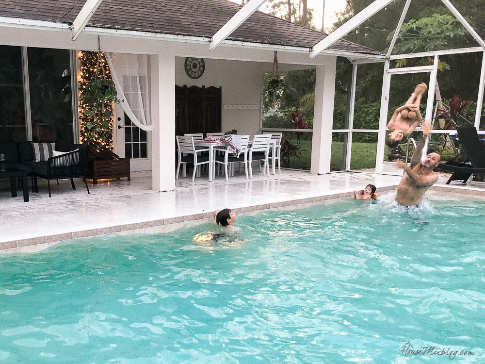 Patio, pool and lanai decor ideas on a budget-canon baaaaall