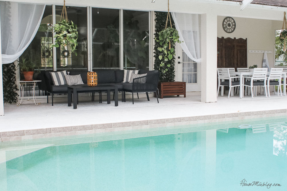 Patio, pool and lanai decor ideas on a budget-poolside design and furniture