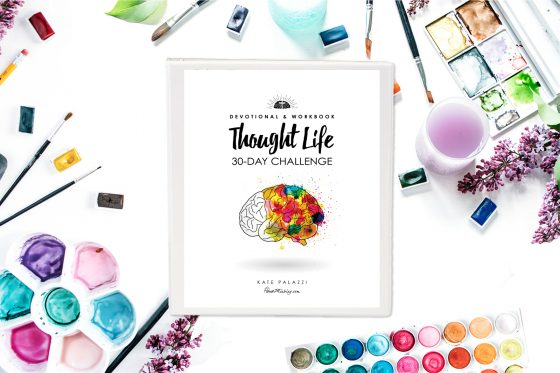 Thought Life 30-day Challenge