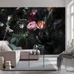 9 affordable wallpaper murals, starting at $55!