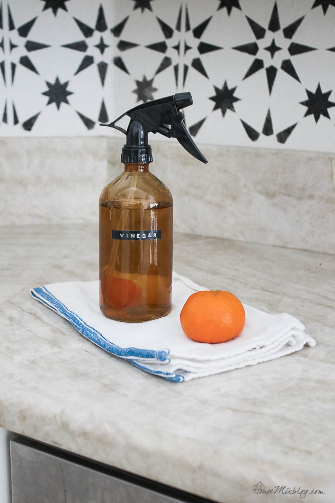 DIY cleaner - How to make everyday products last longer