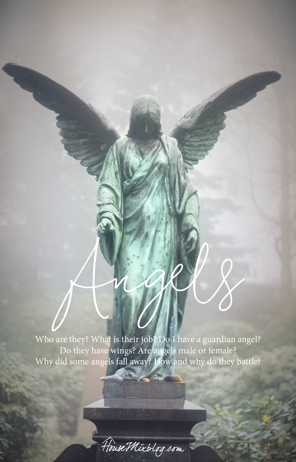 Who are angels? - questions and biblical answers about angels