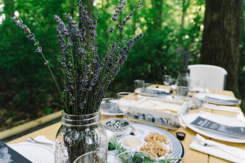 seder dinner during passover