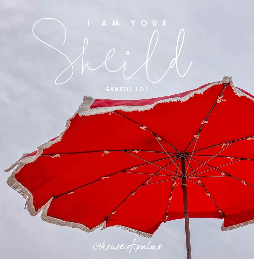 I am your sheild