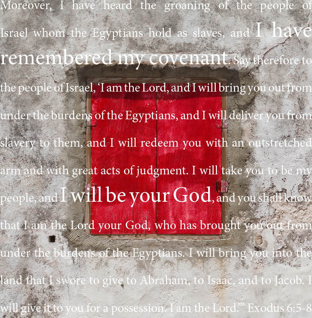i have remembered my covenant