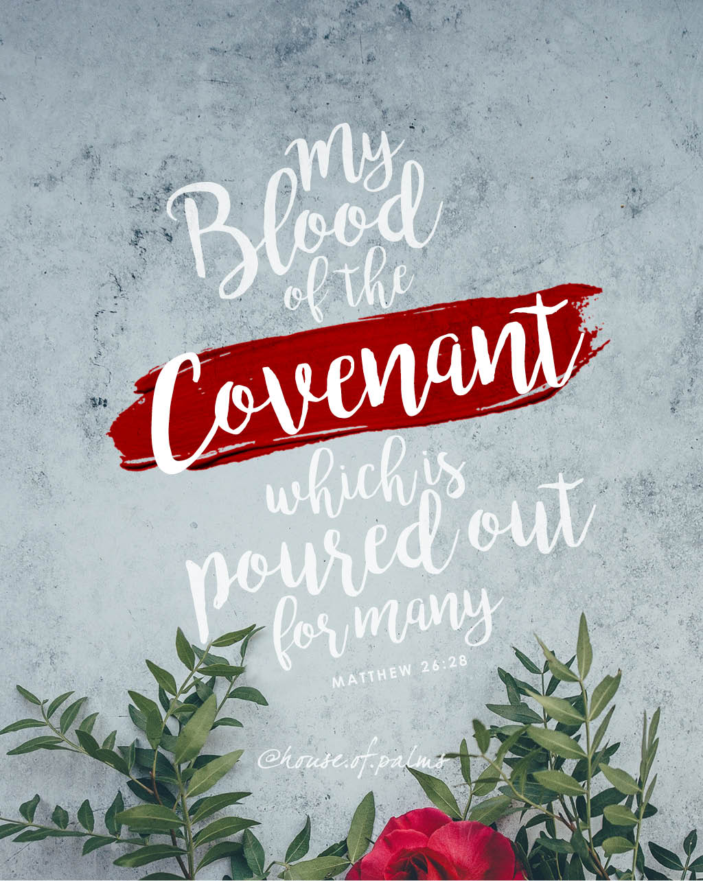 Why does the Bible talk so much about blood?