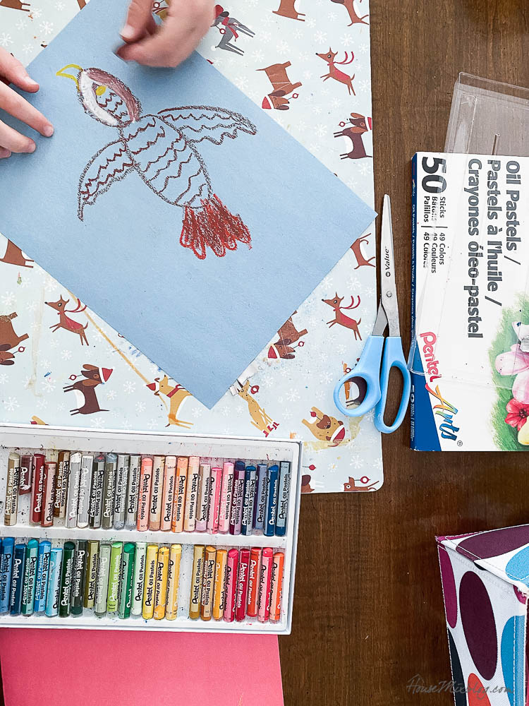 Kids crafting supplies and craft ideas