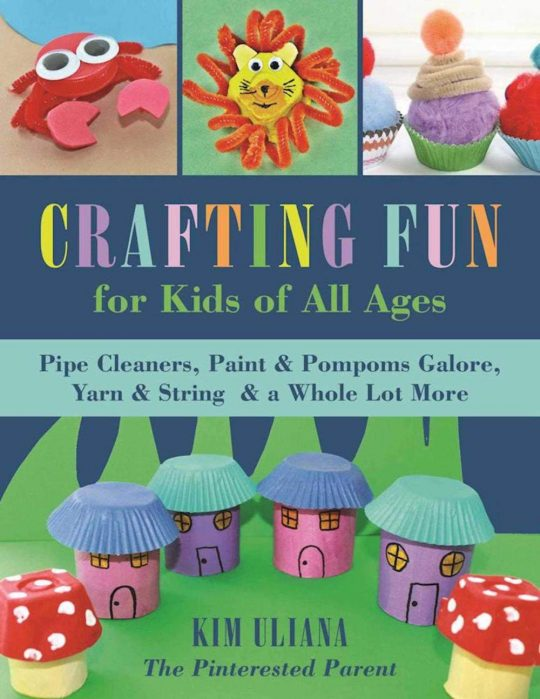 crafting ideas book for kids