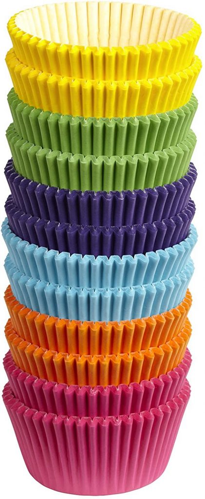 cupcake liners for crafts