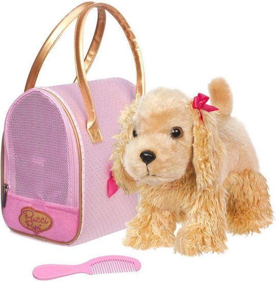 4 year old gift ideas - pet and carrier