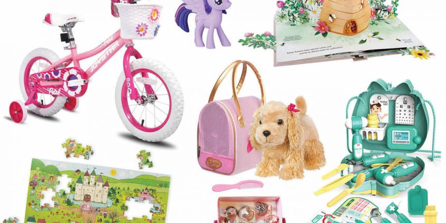 Present or gift ideas for a 4 year old girl 2