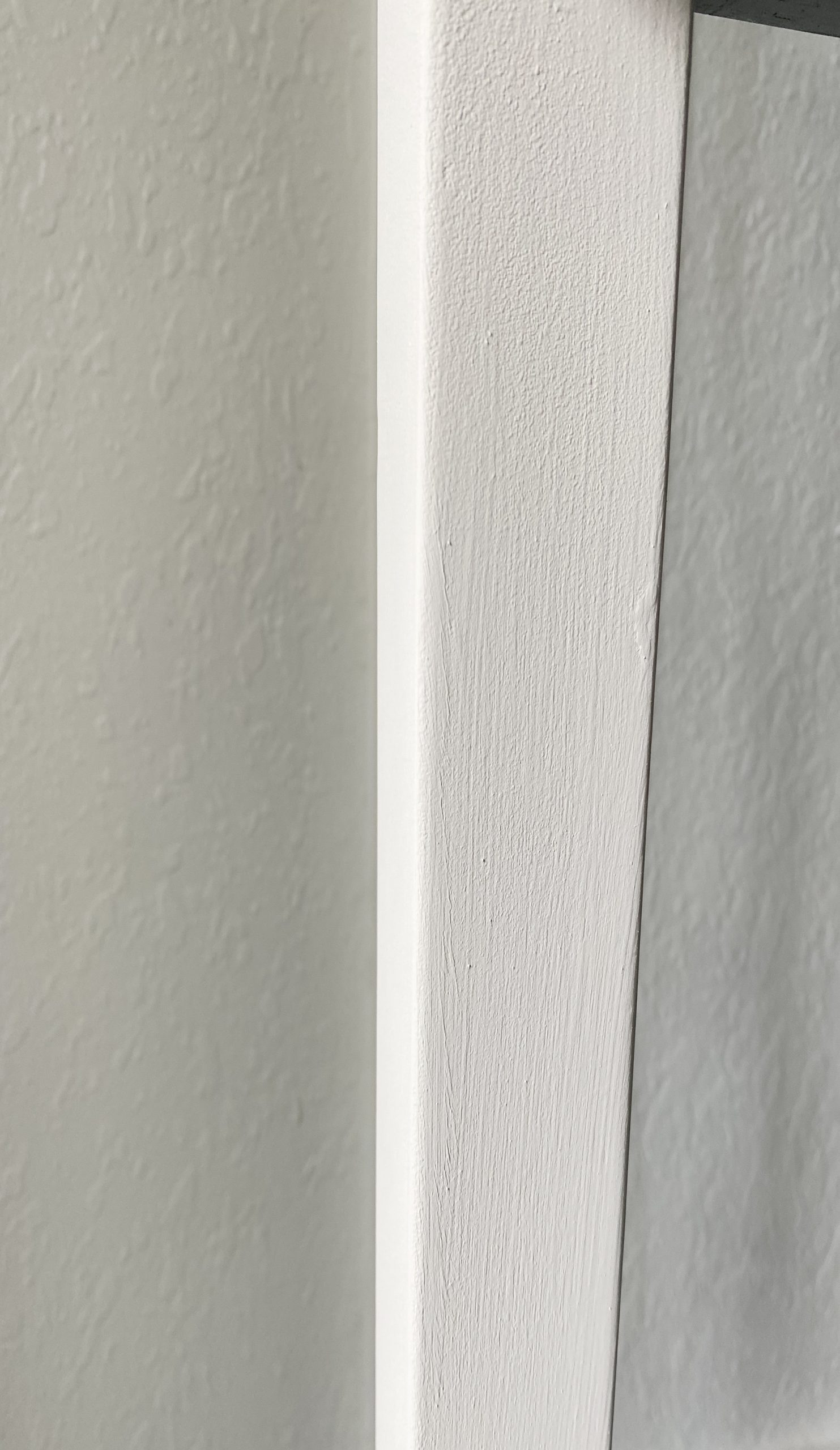 brush strokes for faux wood painting technique