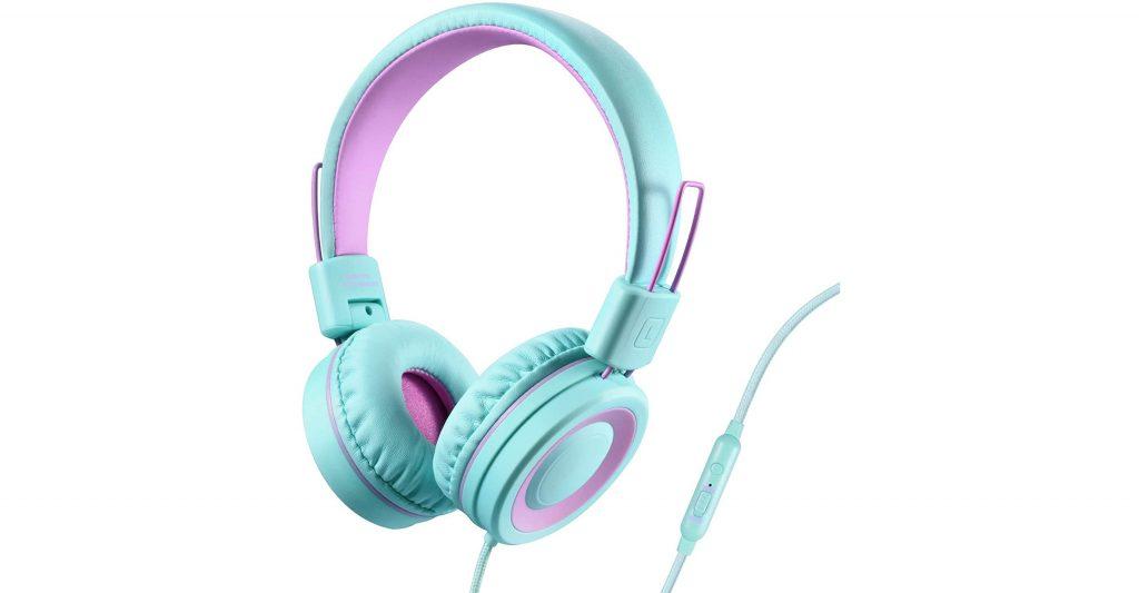 kid headphones with microphone